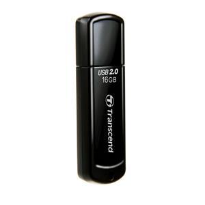 Transcend JetFlash 350 USB 2.0 Flash Memory 16GB
